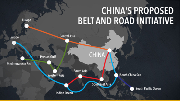 Wyith Community and Dr Raymond Cheng support the Belt-and-Road Initiative